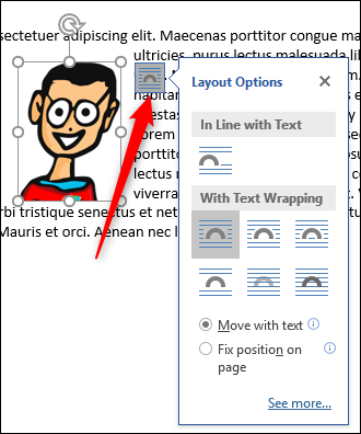 How to Wrap Text Around Pictures and Other Illustrations in