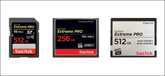What SD Card Do I Need for My Camera?