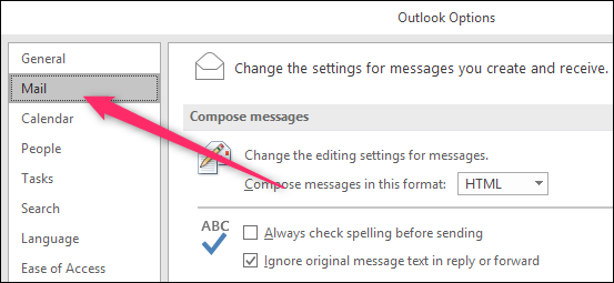 How to Make Outlook 2016 Close a Message After Replying or