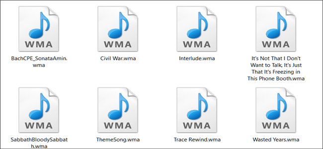 What Is A WMA File And How Do I Open One