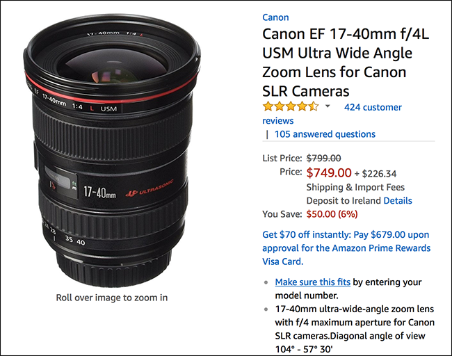 Should You Buy Crop Sensor Specific Camera Lenses?