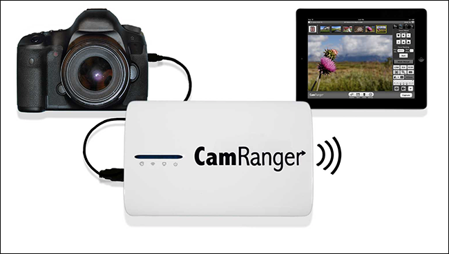 How to Remotely Control Your Camera