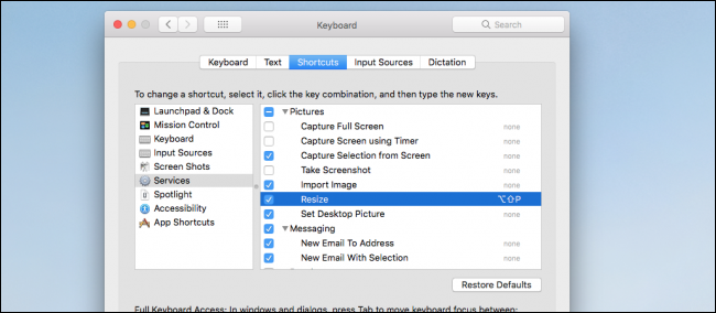 How to Batch Resize Images with Automator on Mac