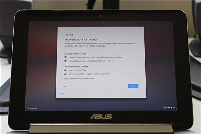 How to Set Up Parental Controls on Chromebooks