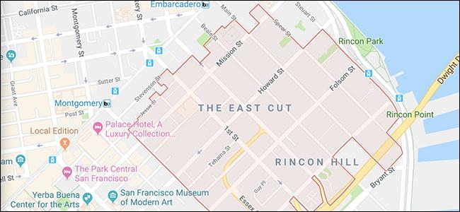 Google Maps Is Renaming Entire Neighborhoods