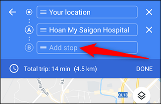 How to Plan a Road Trip with Multiple Destinations on Google Maps Driving Directions Multiple Stops Google Maps on