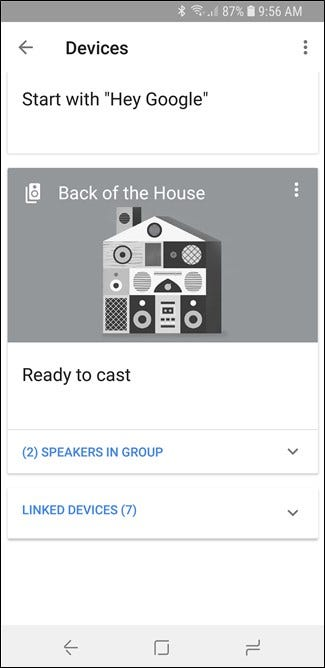 How to Set Up Whole House Audio Using Google Home