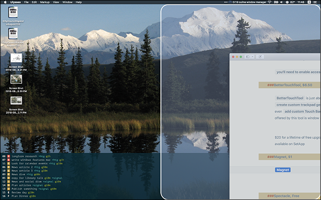 The Best Alternative Window Managers for macOS