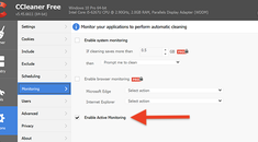 CCleaner's Sketchy Data Collection Feature Automatically Re-Enables Itself