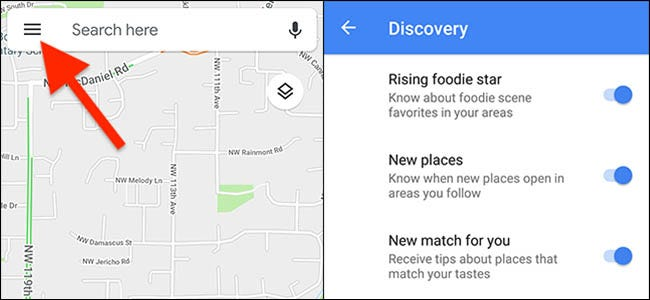 How to Turn Off Those Annoying New Google Maps Notifications