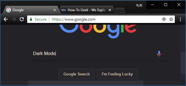 How to Enable Dark Mode for Google Chrome