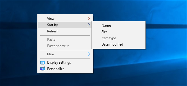 Superb How To Organize Your Messy Windows Desktop And Keep It That Download Free Architecture Designs Photstoregrimeyleaguecom