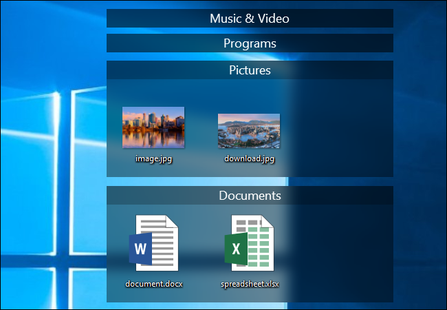 How To Organize Your Messy Windows Desktop (And Keep It That