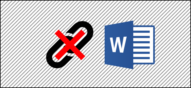 How to Disable Automatic Hyperlinks in Microsoft Word