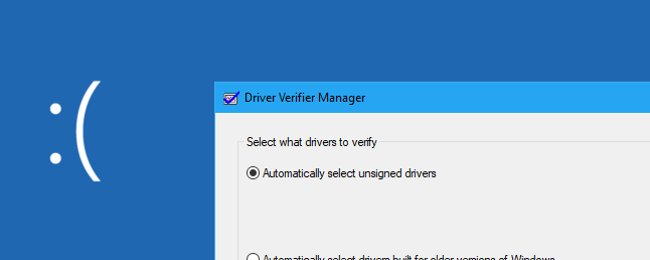 Why You Shouldn't Use the Driver Verifier in Windows 10
