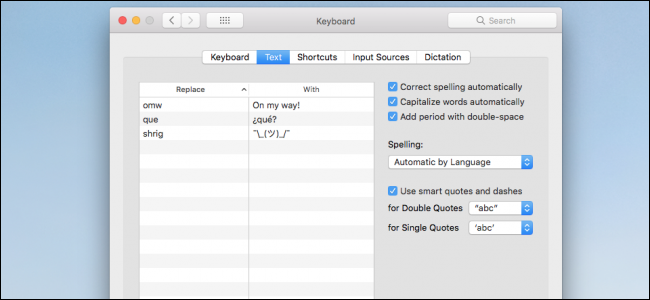 How to Disable or Customize Autocorrect on Mac