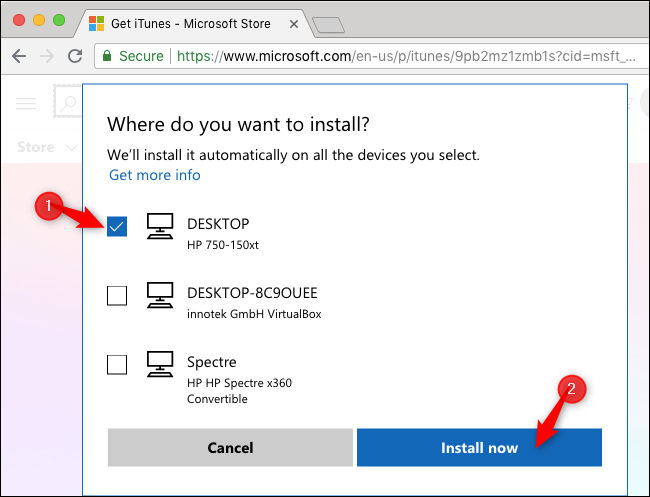 How to Remotely Install Microsoft Store Apps to Your Windows