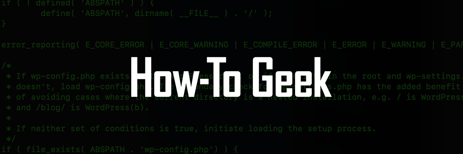 How-To Geek