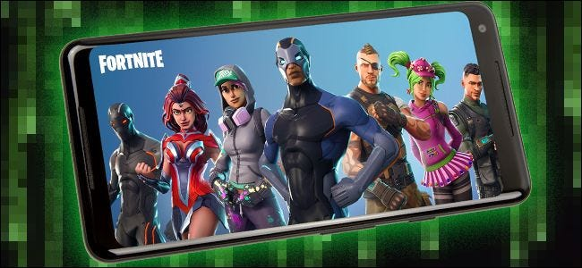 fortnite, android, fortnite for android, epic games