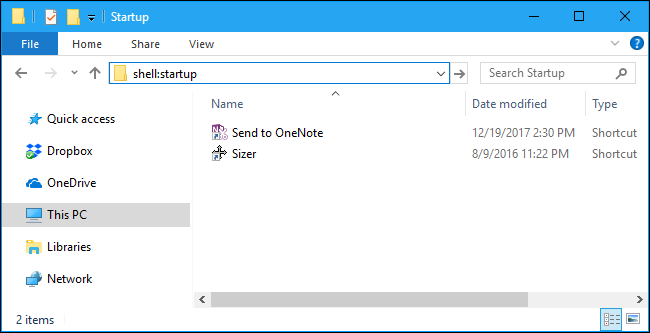 how to add a program to your start menu