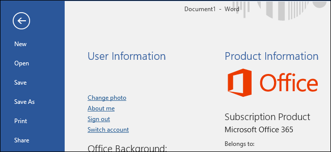install microsoft office 365 home subscription
