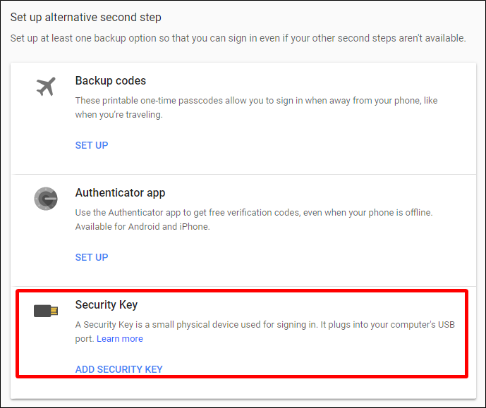How to Set Up and Use the Google Titan Key Bundle