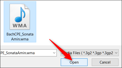 how to convert a wma file to wav