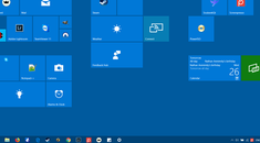 How to Enable a Windows 8-Style Start Screen in Windows 10