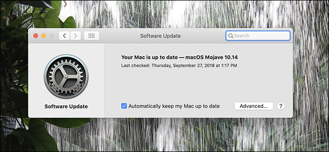 Updates for macOS Are No Longer in the Mac App Store, Here's Where