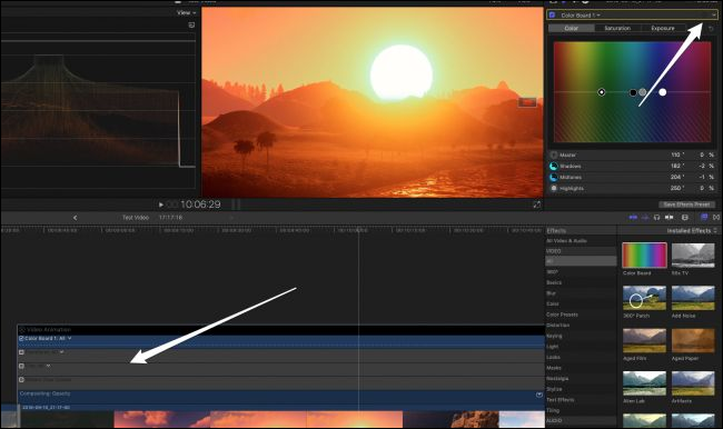 How to Color Correct and Color Grade in Final Cut Pro X