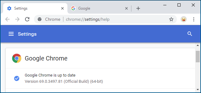 Here's What's New in Google Chrome 69