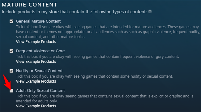 How to View Adult Only Games on Steam
