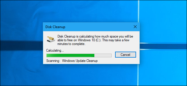 Disk Cleanup is Going Away in Windows 10 and We Miss It Already
