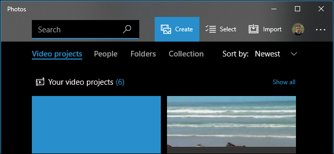 How to Enable Dark Mode in Photos on Windows 10