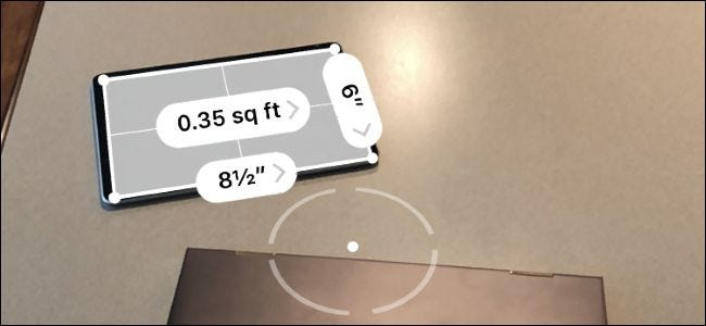 How to Measure Distances With Your iPhone