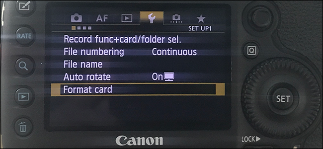 How to Safely Format SD Cards For Your Camera
