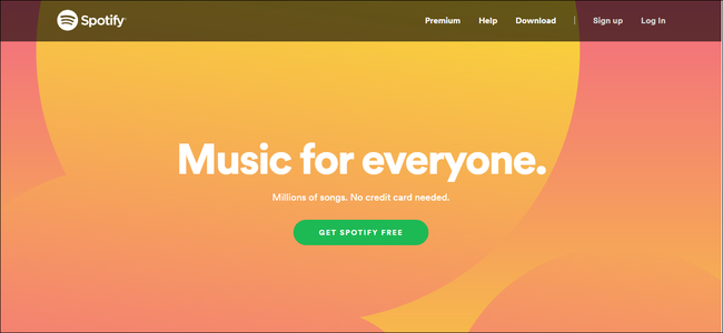 i want listen to music online free