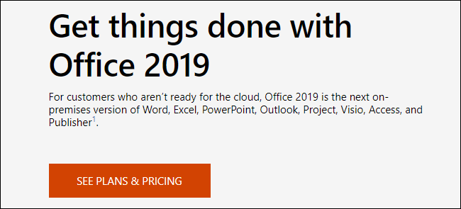 microsoft office 2019 volume license key