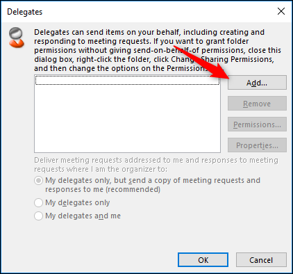 Outlook Automatically Accept Meeting Requests Shared Mailbox