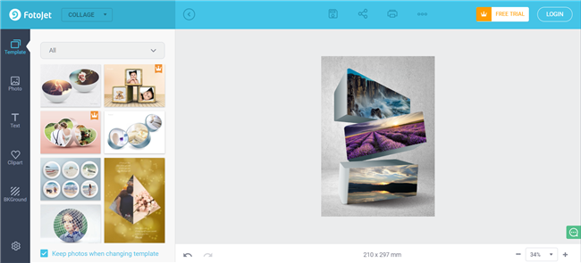 The Best Free Apps for Creating a Digital Photo Collage