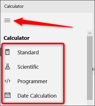 windows calculator e constant