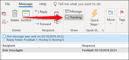 How to Add Voting Options to An Email in Microsoft Outlook