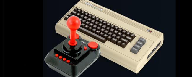 The C64 Mini Has Arrived, Can You Relive Commodore's Glory Days?