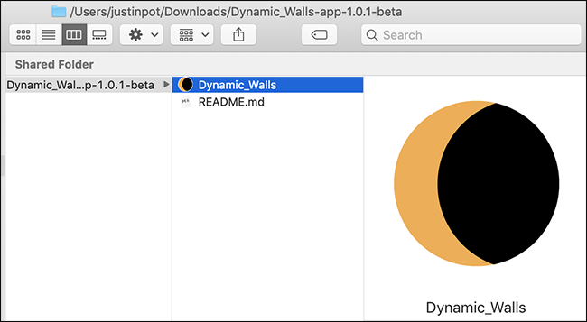 Download More Dynamic Wallpapers For Mojave, Or Make Your Own