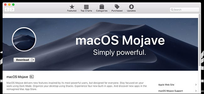Apple Is Still Sending macOS Mojave Upgrade Alerts to