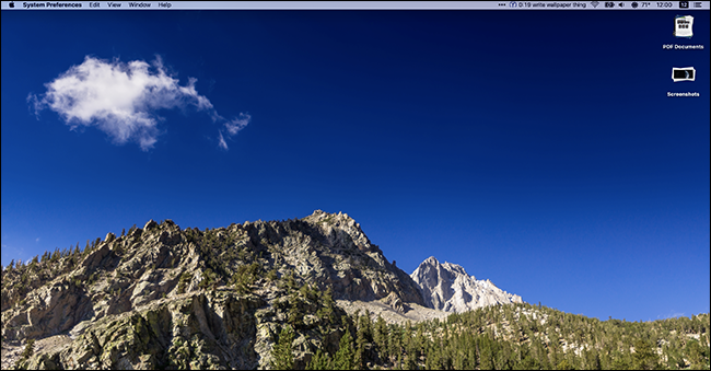 Download More Dynamic Wallpapers For Mojave Or Make Your Own