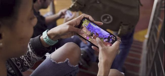 Fortnite for Android is Out of Beta and Available on All Compatible
