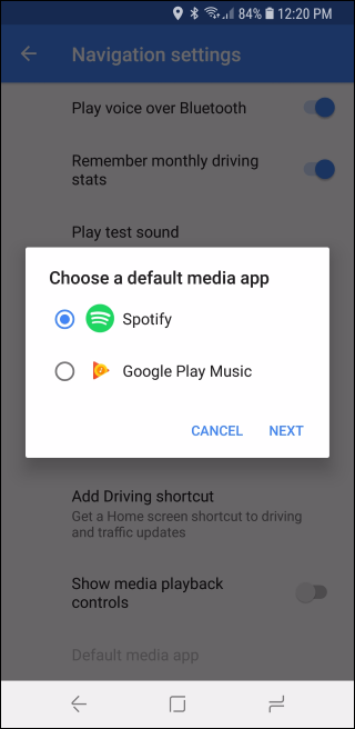 How To Use Google Maps Music Controls For Spotify Apple Music Or
