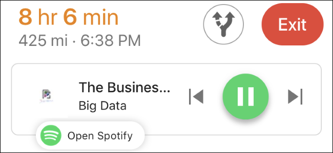 How to Use Google Maps Music Controls for Spotify, Apple Music, or Can I Use Google Maps As A Sat Nav on