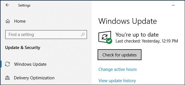 unstable internet connection windows 10